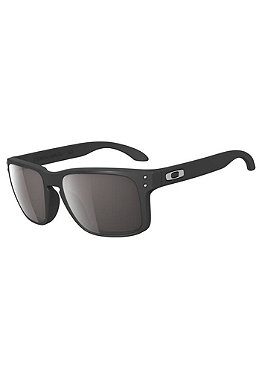OAKLEY Holbrook gold series matte black/grey polarized