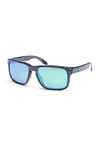OAKLEY Holbrook Sunglasses black ink/jade irid pol