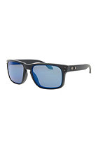 OAKLEY Holbrook Sunglasses matte black/ice iridium polarized