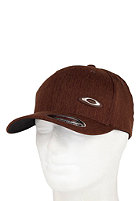OAKLEY Icon Flexfit Cap dark sienna