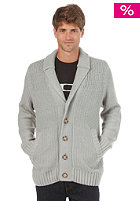 OAKLEY Indulgence Knit Cardigan stone grey