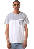 OAKLEY Jupiter Pocket S/S T-Shirt white