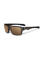 OAKLEY Jupiter Squared Sunglasses woodgrain tung iridium polar