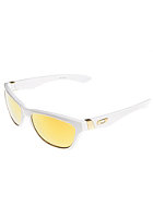 OAKLEY Jupiter Sunglasses white/24K Irdium