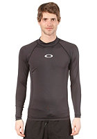 OAKLEY L/S Pressure Rashguard jet black