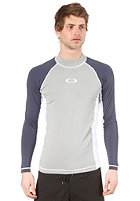 OAKLEY L/S Pressure Rashguard stone grey