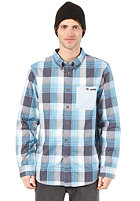 OAKLEY Loose Jaw Woven L/S Shirt ethereal blue