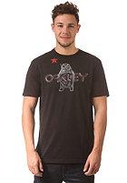 OAKLEY O-Cali Bear S/S T-Shirt jet black