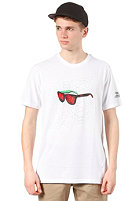 OAKLEY O-Frogskin S/S T-Shirt white