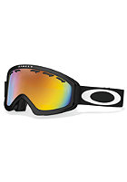 OAKLEY O2 XS matte black/fire iridium