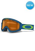OAKLEY O2 XS Moroccan Blue Goggle persimmon
