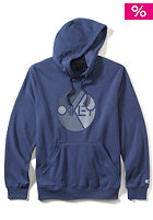 OAKLEY Olyptical Hooded Sweat blue indigo