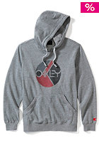 OAKLEY Olyptical Hooded Sweat heather grey