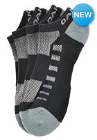 OAKLEY Performance Tech No Show 2 Pack 2.0 Socks black
