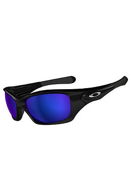 OAKLEY Pit Bull polished black/shallow blue polarized