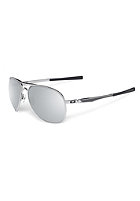OAKLEY Plaintiff Sunglasses polished chrome chrome iridium