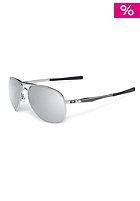 OAKLEY Plaintiff Sunglasses polished chrome chrome iridium