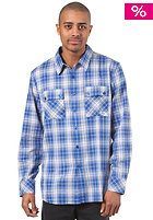OAKLEY Plush O Plaid Shirt olympian blue