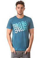OAKLEY Quad Factory S/S T-Shirt moroccan blue