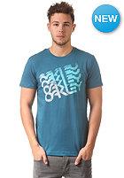OAKLEY Quad Factory S/S T-Shirt moroccan blue