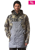 OAKLEY Regiment Shell Snow Jacket olive camo