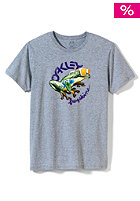 OAKLEY Rock The Frogskins S/S T-Shirt heather grey