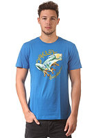 OAKLEY Rock The Frogskins S/S T-Shirt skydiver blue