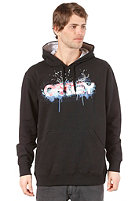 OAKLEY Splash Fleece Hooded Sweat jet black