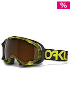 OAKLEY Splice Snow Goggle 2013 venom/black iridium