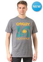 OAKLEY Spoke S/S T-Shirt grigio scuro