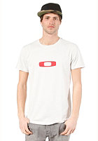 OAKLEY Square Me S/S T-Shirt crystal grey