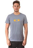 OAKLEY Square Me S/S T-Shirt flint stone
