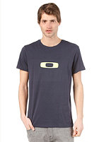 OAKLEY Square Me S/S T-Shirt navy blue