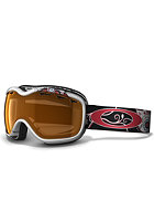 OAKLEY Stockholm Caia Koopman Signature Snow Goggle 2013 kitty skull/persimmon