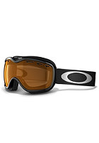 OAKLEY Stockholm Snow Goggle 2013 jet black/persimmon