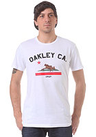OAKLEY The Cali Frog S/S T-Shirt white