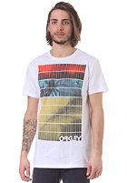 OAKLEY Tiled S/S T-Shirt white
