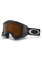 OAKLEY Twisted Snow Goggle 2013 true carbon fiber/black iridium
