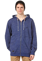 OAKLEY Whale Calls Hooded Zip Sweat blue depths