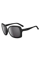 OAKLEY Womens Beckon polished black/grey 