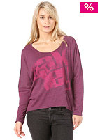 OAKLEY Womens Blowout Top magenta purple