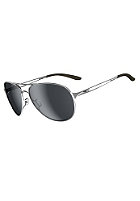 OAKLEY Womens Caveat polished chrome/grey