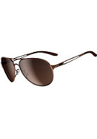 OAKLEY Womens Caveat rose gold/vr50 brown gradient