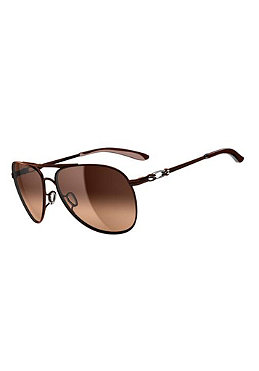 OAKLEY Womens Daisi Chain brunette/dark brown gradient