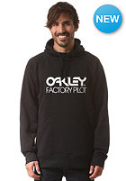 OAKLEY Womens Factory Pilot Hooded Sweat jet black