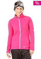 OAKLEY Womens Fit Fleece Jacket fuchsia
