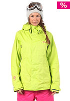 OAKLEY Womens Fit Jacket lightning green