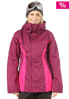 OAKLEY Womens Fit Jacket magenta purple