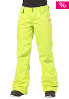 OAKLEY Womens Fit Pants lightning green