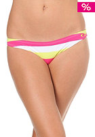 OAKLEY Womens Floor It Printed Bottom Bikini white print